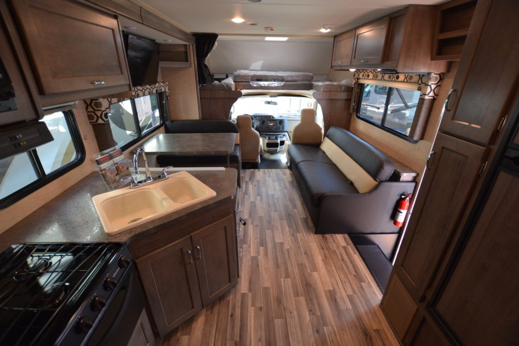 Hershey RV Show: RV's for the Larger Family