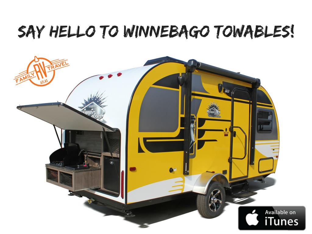 RVFTA #110 Say Hello to Winnebago Towables