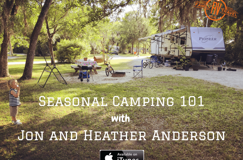 Seasonal Camping 101 All You Need To Know About Seasonal Camping