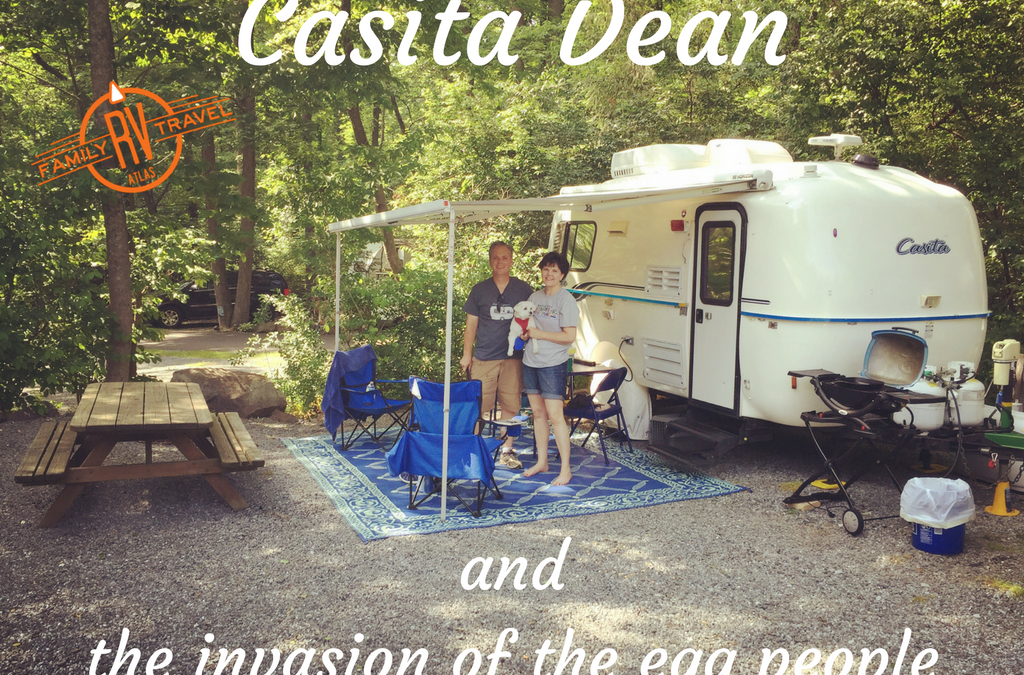 RVFTA #113 Casita Dean and the Invasion of the Egg People