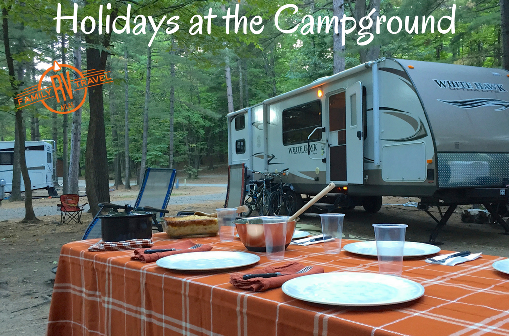 RVFTA #114 Holidays at the Campground