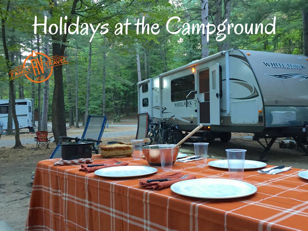 RVFTA #114 Holidays at the Campground