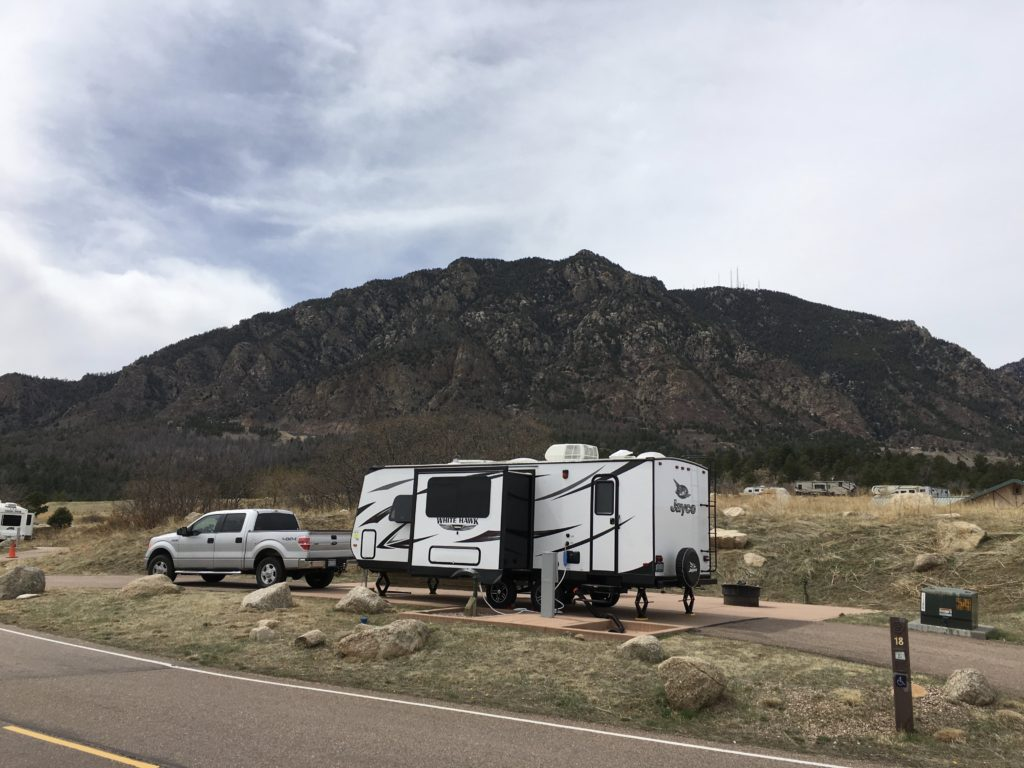 Campground Review #58 Cheyenne State Park outside Colorado Springs, Colorado
