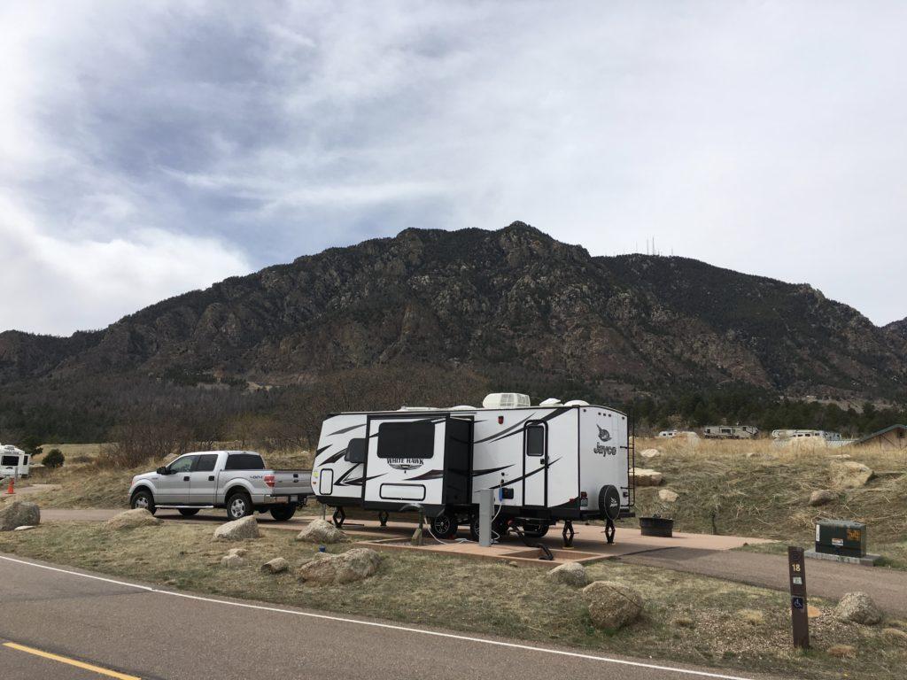 Cheyenne State Park