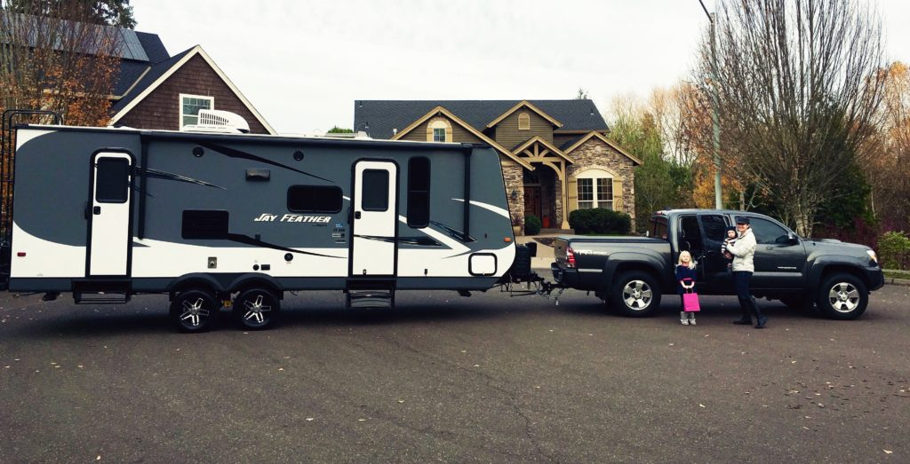 RVFTA #117 Dispatches from an RV Newbie