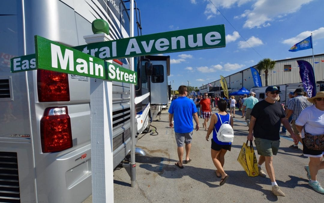 Counting Down to the 2018 Florida RV SuperShow, January 17th-21st