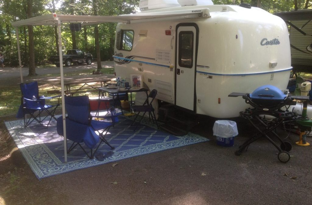 Campground Review #63 My Old Kentucky Home State Park in Bardstown, Kentucky