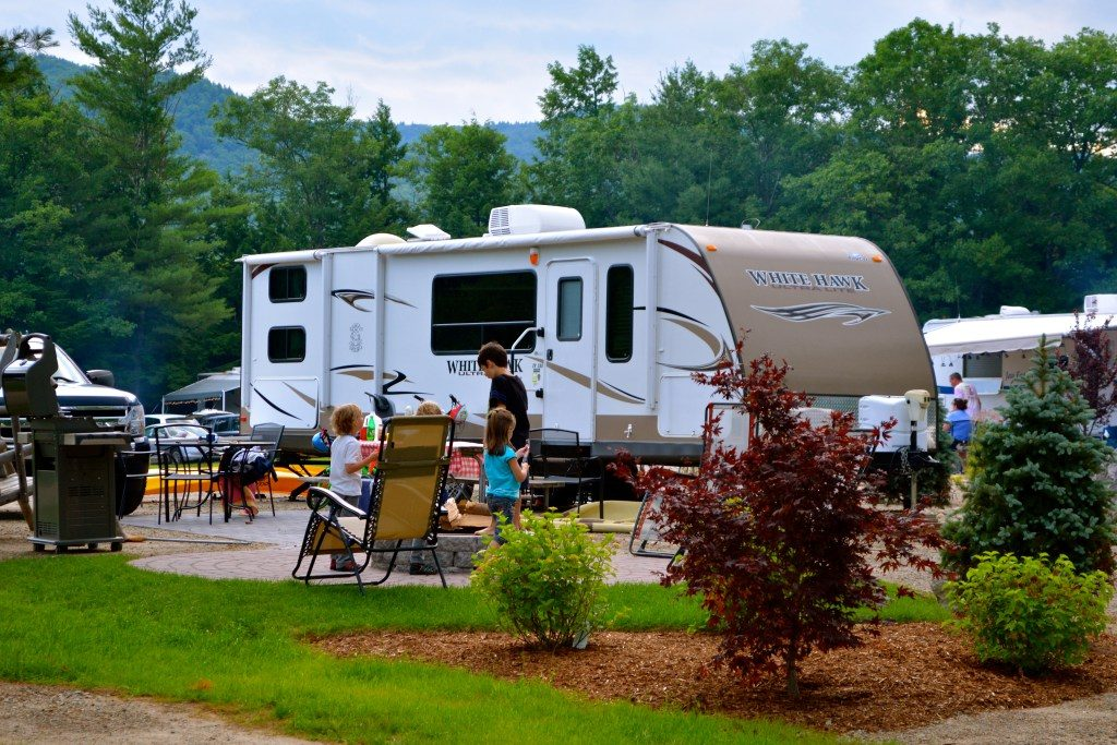 Campground Review #65 Lincoln/Woodstock KOA in the White Mountains of New Hampshire