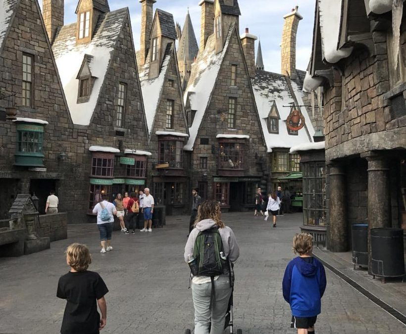 RVFTA #129 Greetings from the Wizarding World of Harry Potter at Universal Studios Florida