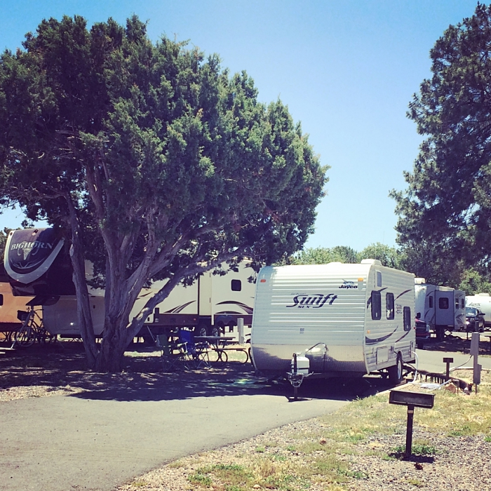 Campground Review #68 Grand Canyon Trailer Village RV Park, Grand Canyon National Park