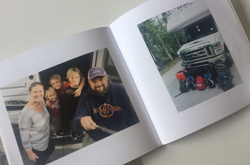 The Chatbooks App: The Best Photo Book App for RV Vacations