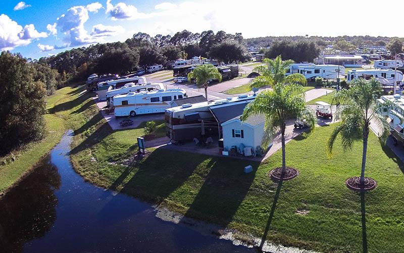 Campground Review #70: Citrus Valley RV Resort near Orlando, Florida and Walt Disney World