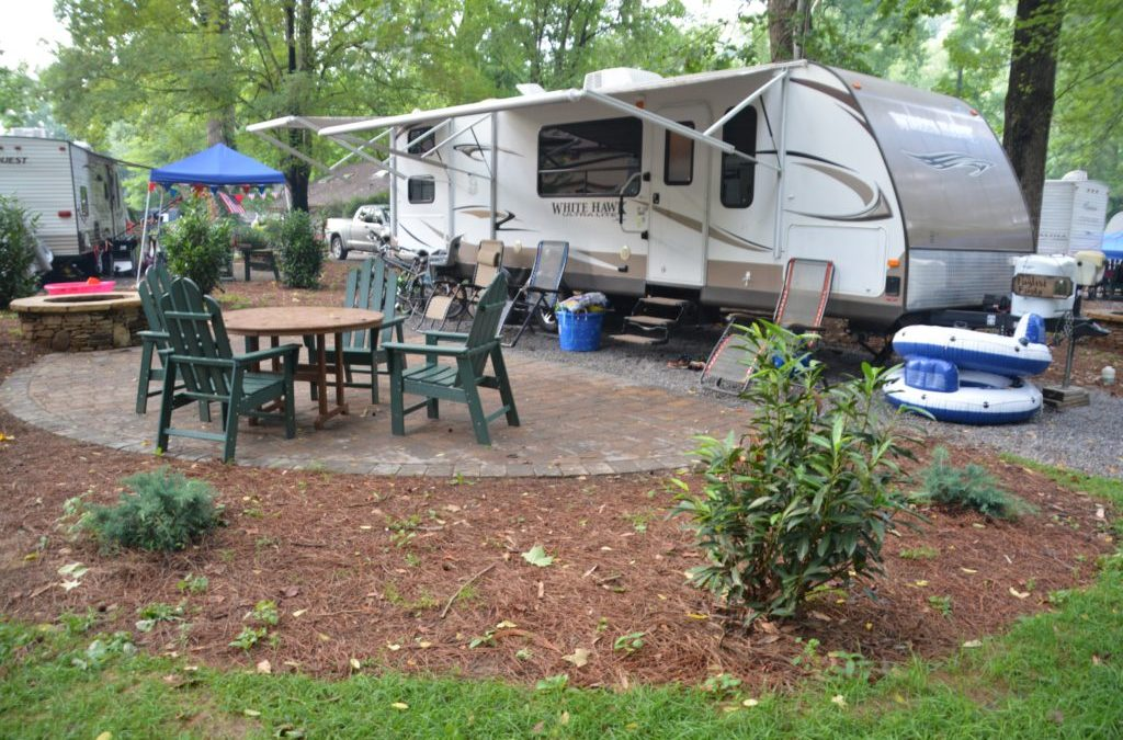 Campground Review #74: Townsend/Great Smokies KOA in Townsend, Tennessee