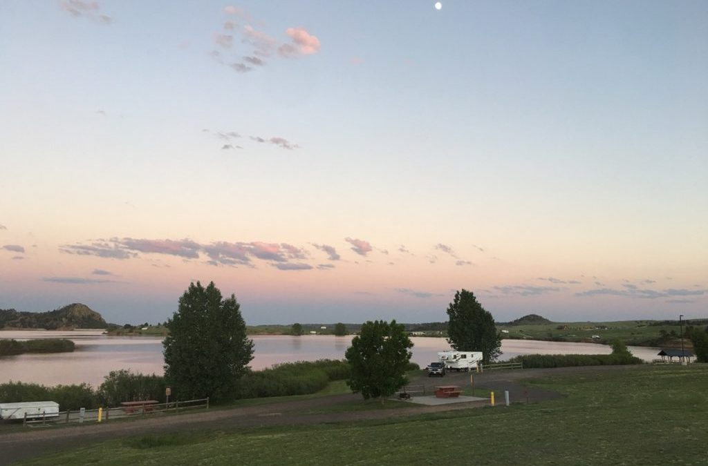 Campground Review #73 Curt Gowdy State Park in Wyoming