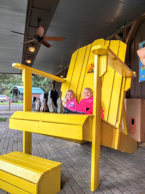 Campground Review #71 Astoria/ Warrenton/ Seaside KOA in Oregon