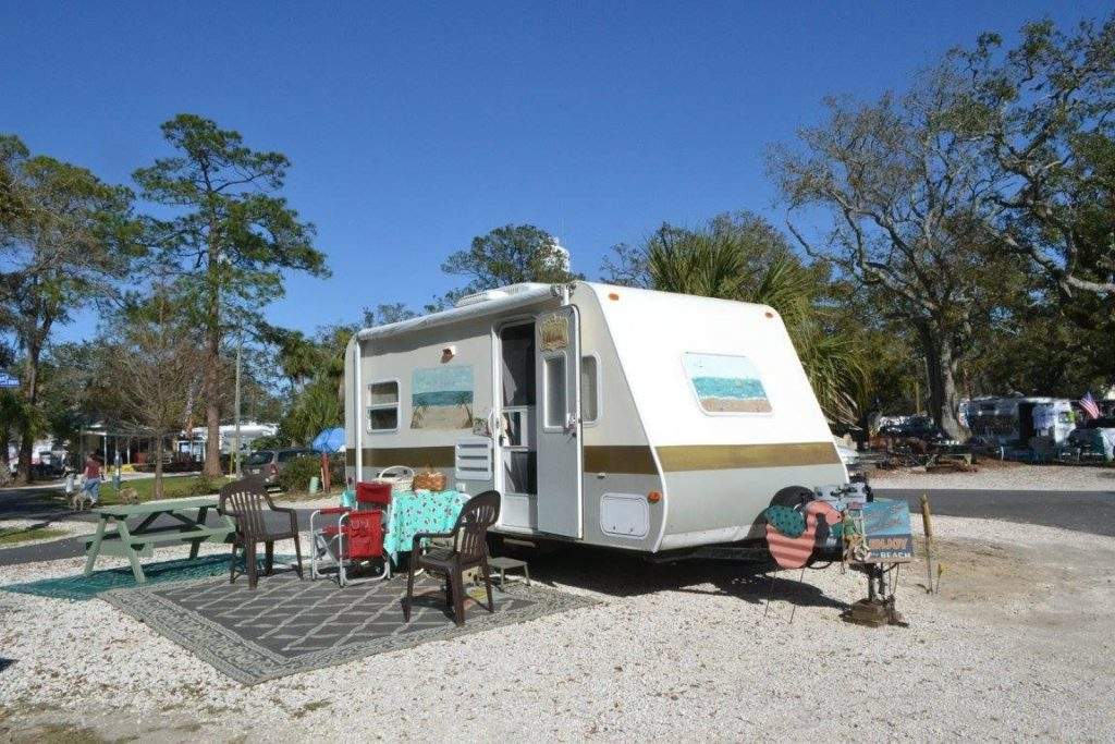 Campground Review #72 River's End Campground and RV Park in Tybee Island, Georgia