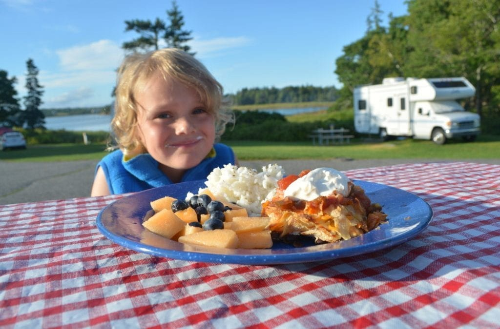 Make-Ahead Meals for RV Vacations