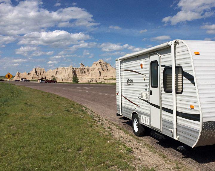 Campground Review #75: Badlands/White River KOA near Badlands National Park in South Dakota