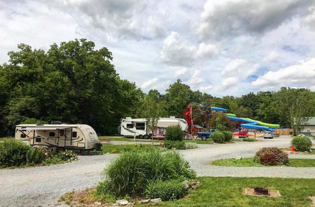 RVFTA #144 What's New at Camp Jellystone, 2017?