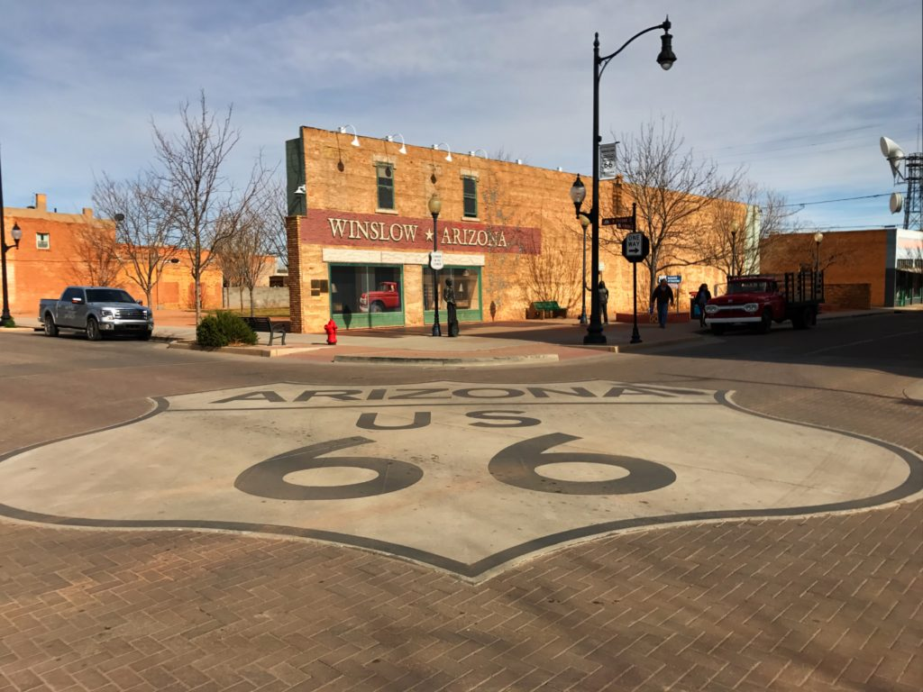 RVFTA #140 Kate Gets Her Kicks on Route 66: RVing the Mother Road from Ventura, California to Amarillo, Texas
