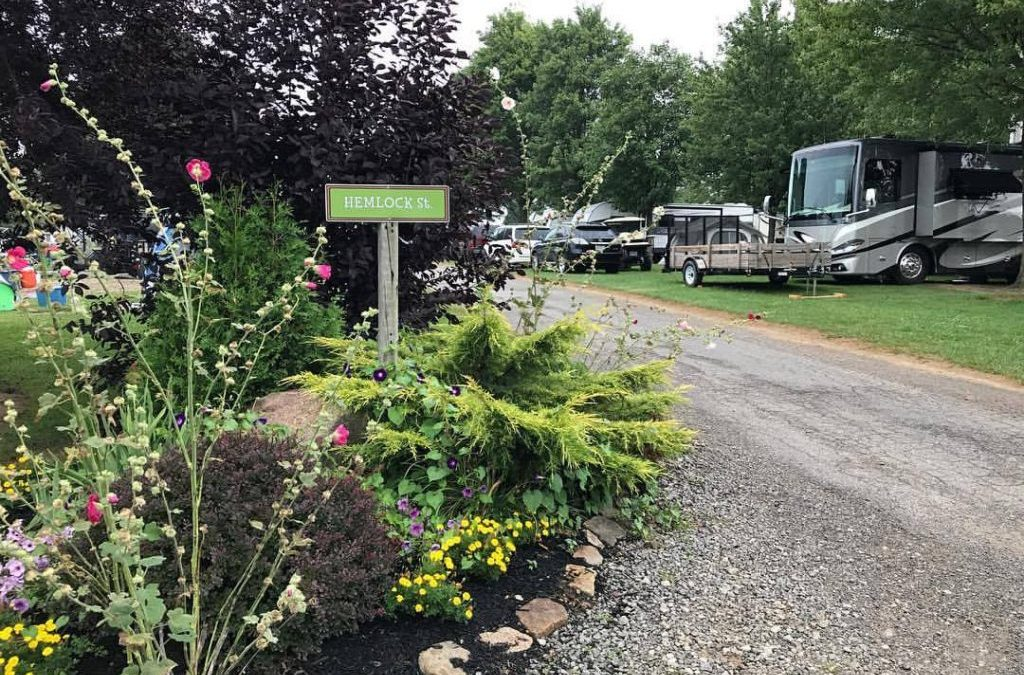 Campground Review #96 Whispering Hills Jellystone Park in Big Prairie, Ohio