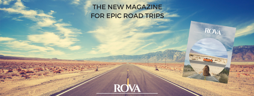 RVFTA #161 Say Hello to ROVA Magazine!