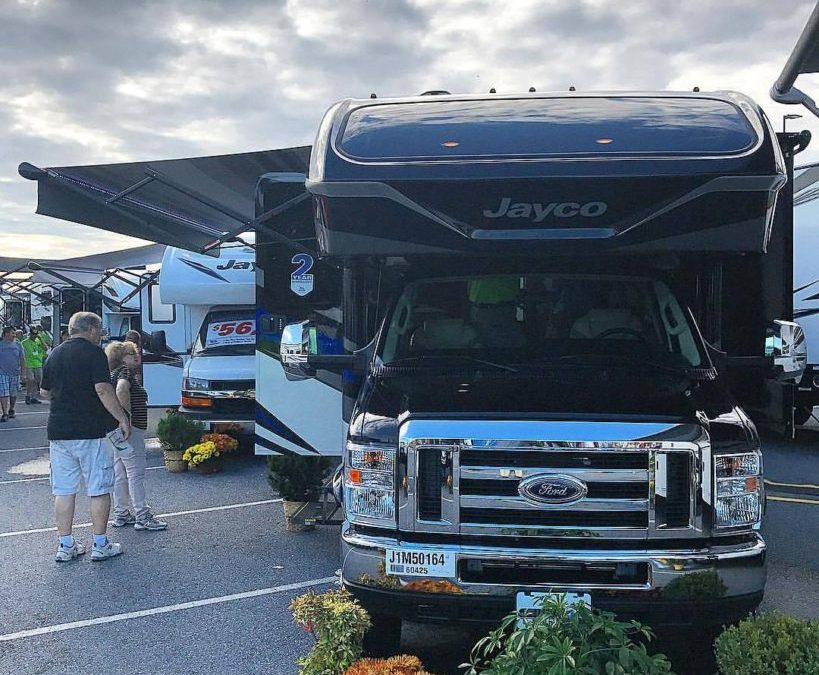 What Can You Get for Your Money? Show Pricing at the Hershey RV Show 2017