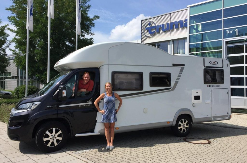 RVFTA #164 The Fit RV Campervans Through Europe!