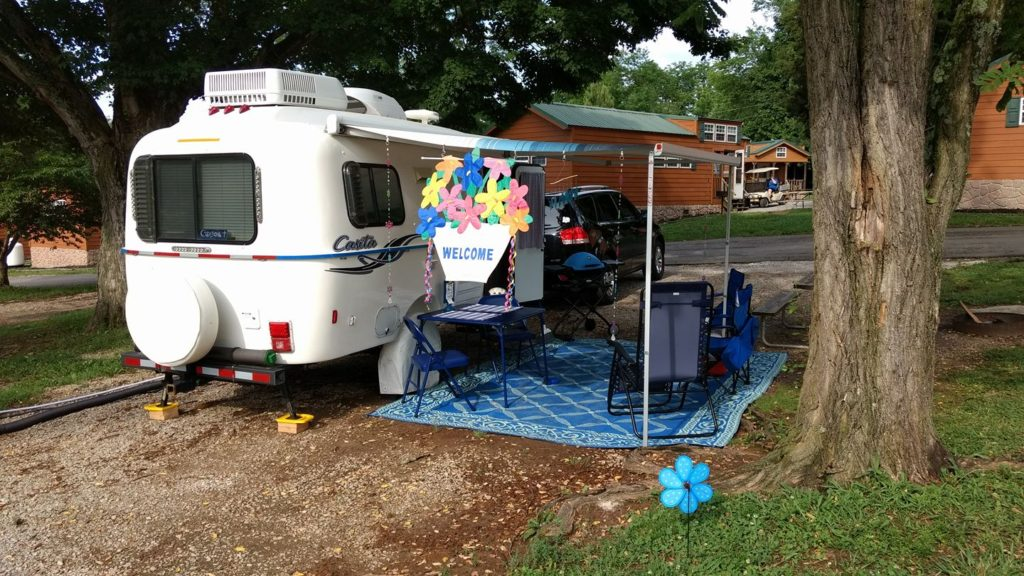 Campground Review #109 Yogi Bear Jellystone Park Mammoth Cave near Mammoth Cave National Park