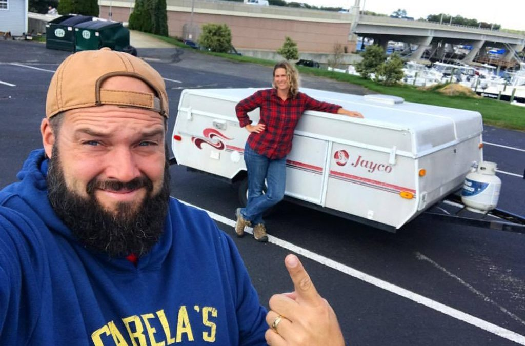 RVFTA #166: The $1,000 Used Pop Up Camper
