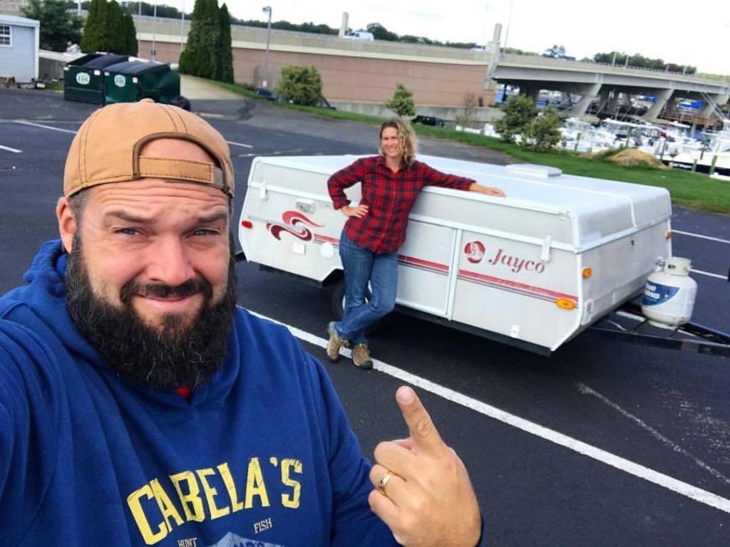 RVFTA #166: The $1,000 Used Pop Up Camper