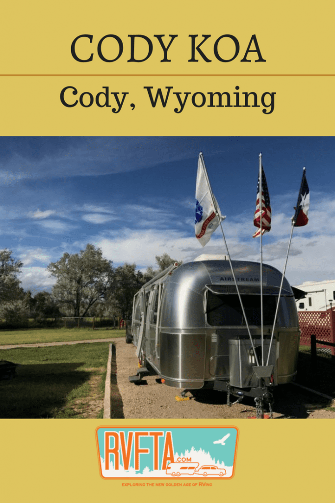 Campground Review #107 Cody KOA Holiday In Cody, Wyoming