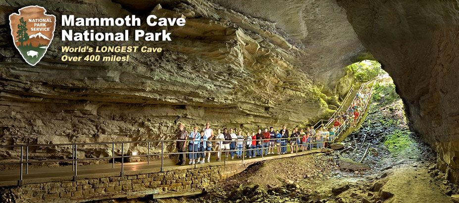 RVFTA #170 Greetings from Mammoth Cave National Park in Mammoth Cave, Kentucky