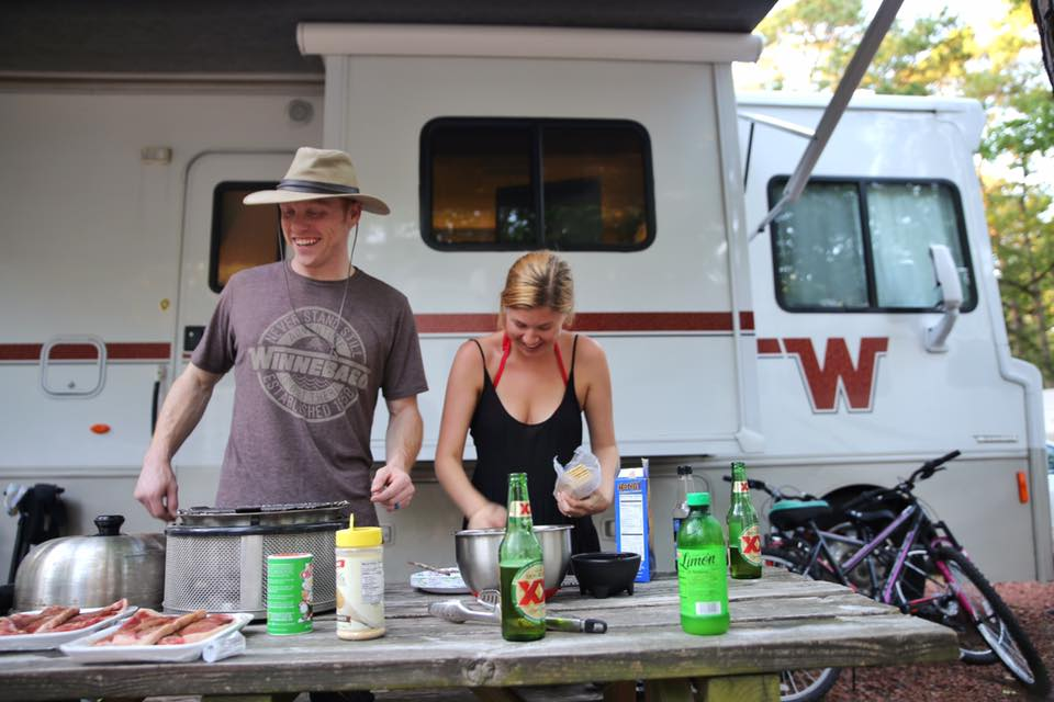 Full Time Rv Living Making The Leap To Living In An Rv