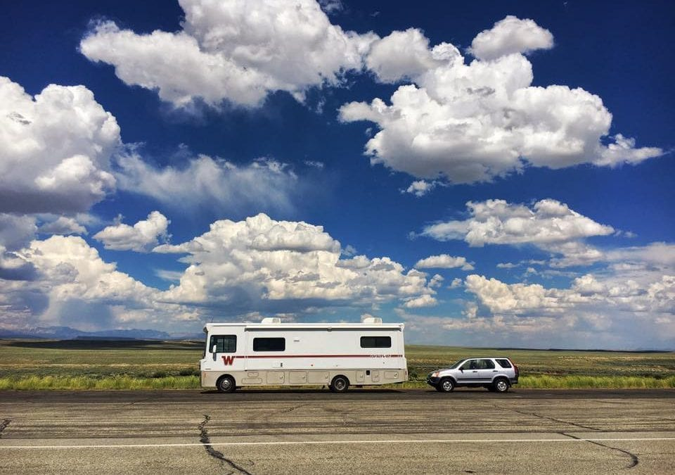 RVFTA #171 Full Time RVing: Making the Leap to Living in an RV