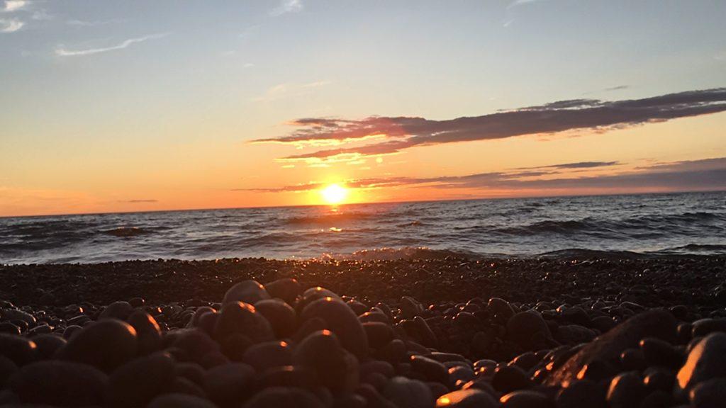Sunset Bay Rv Resort And Campground In Michigan S Upper