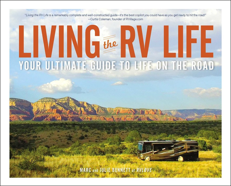 Great Books for RV and Camping Lovers by RV Family Travel Atlas