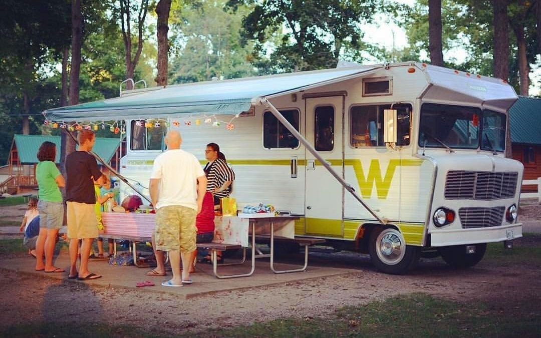 RV Television Shows to Binge Watch When You Can't Go Camping