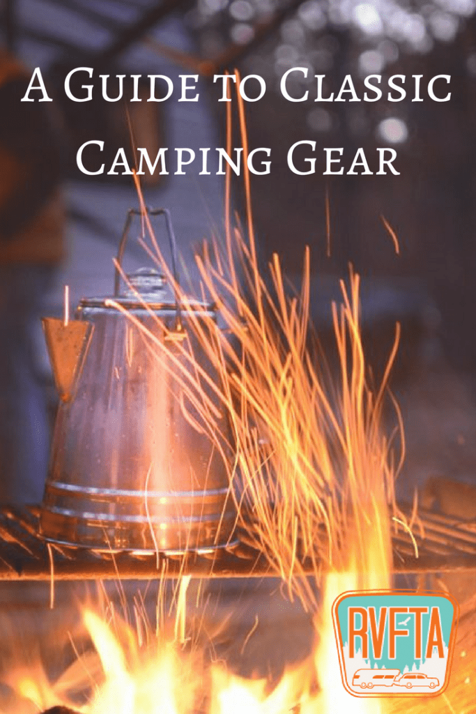 Classic Camping Gear