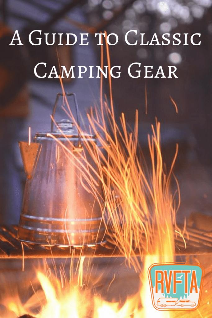 Classic Camping Gear