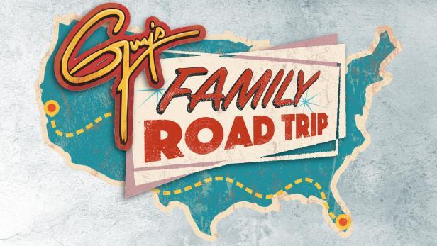 Guys Family Road Trip