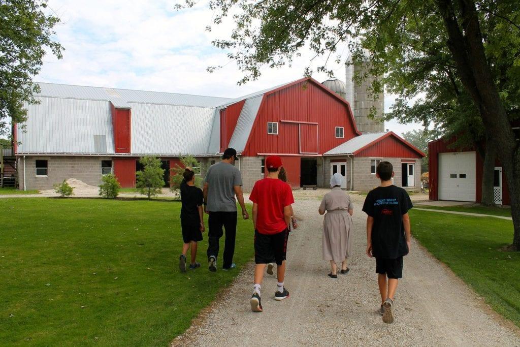 Amish Farm Full Time RVing
