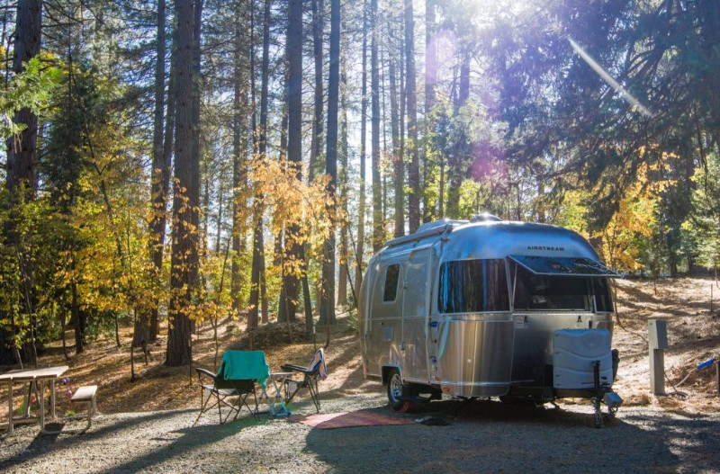 Campground Review #108 Inn Town Campground in Nevada City, California