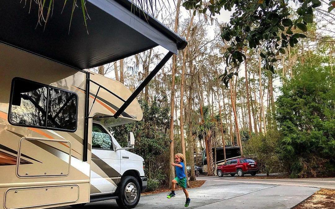 Campground of the Week #114 Fort Wilderness Campground at Walt Disney World in Orlando, Florida