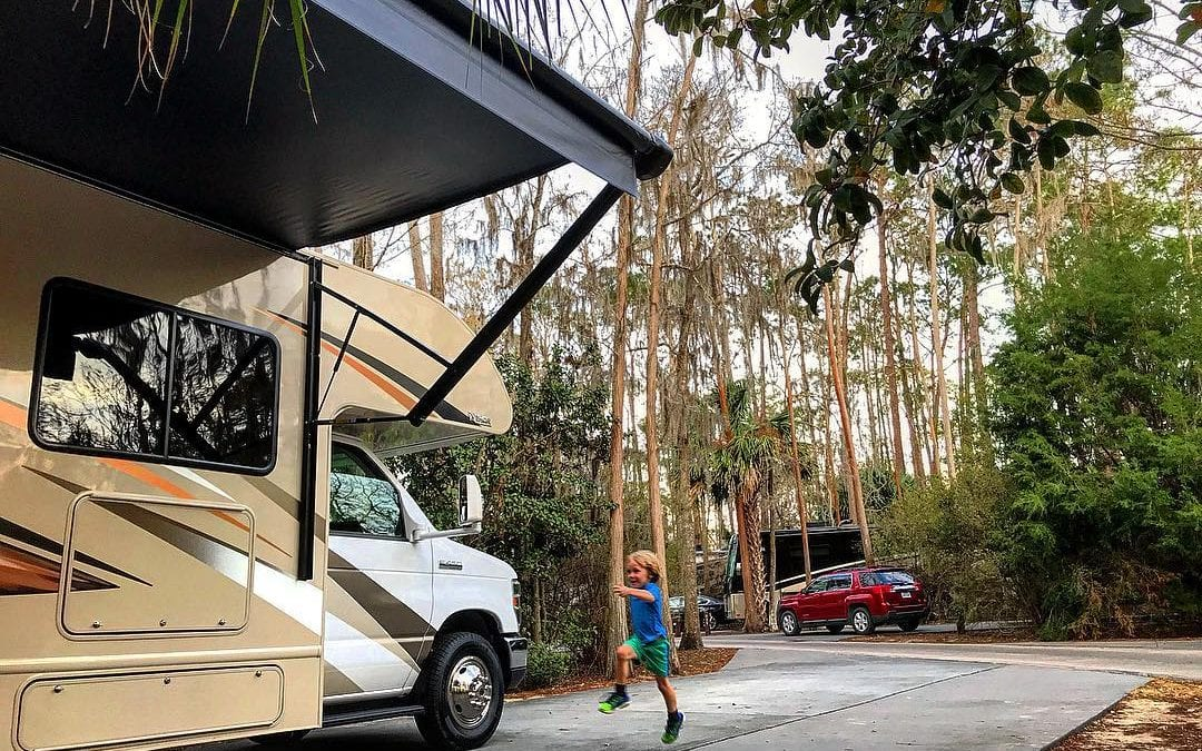best campsites at fort wilderness