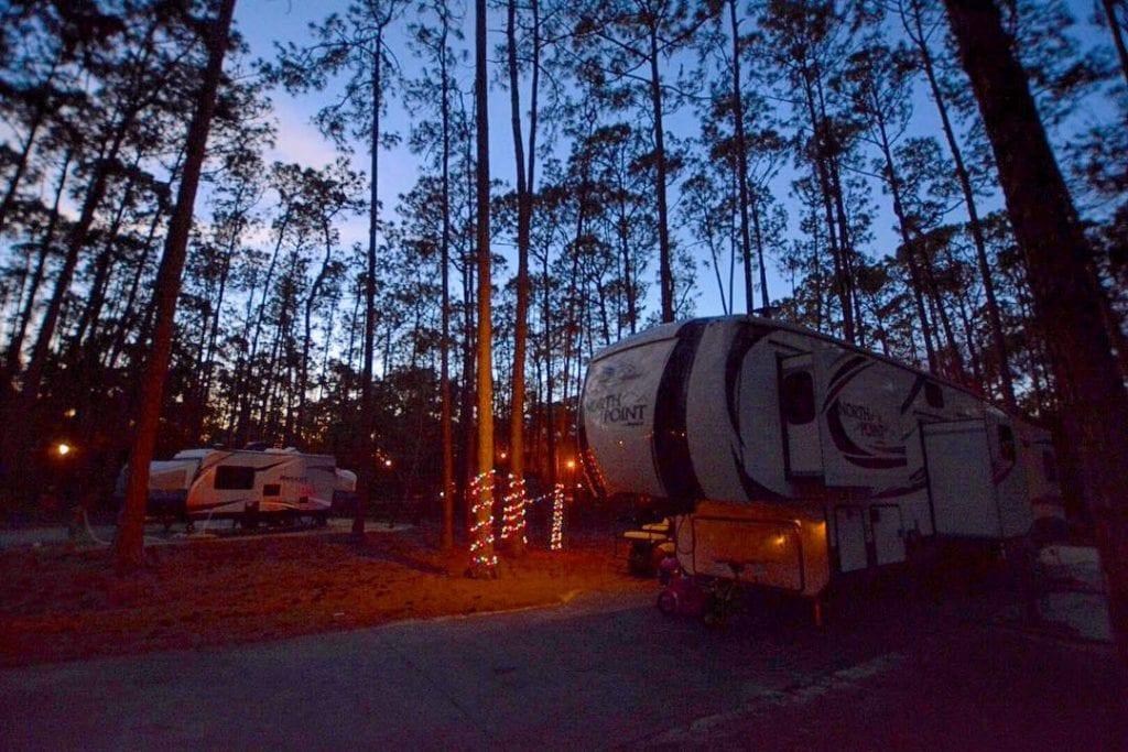 Fort Wilderness Premium Site