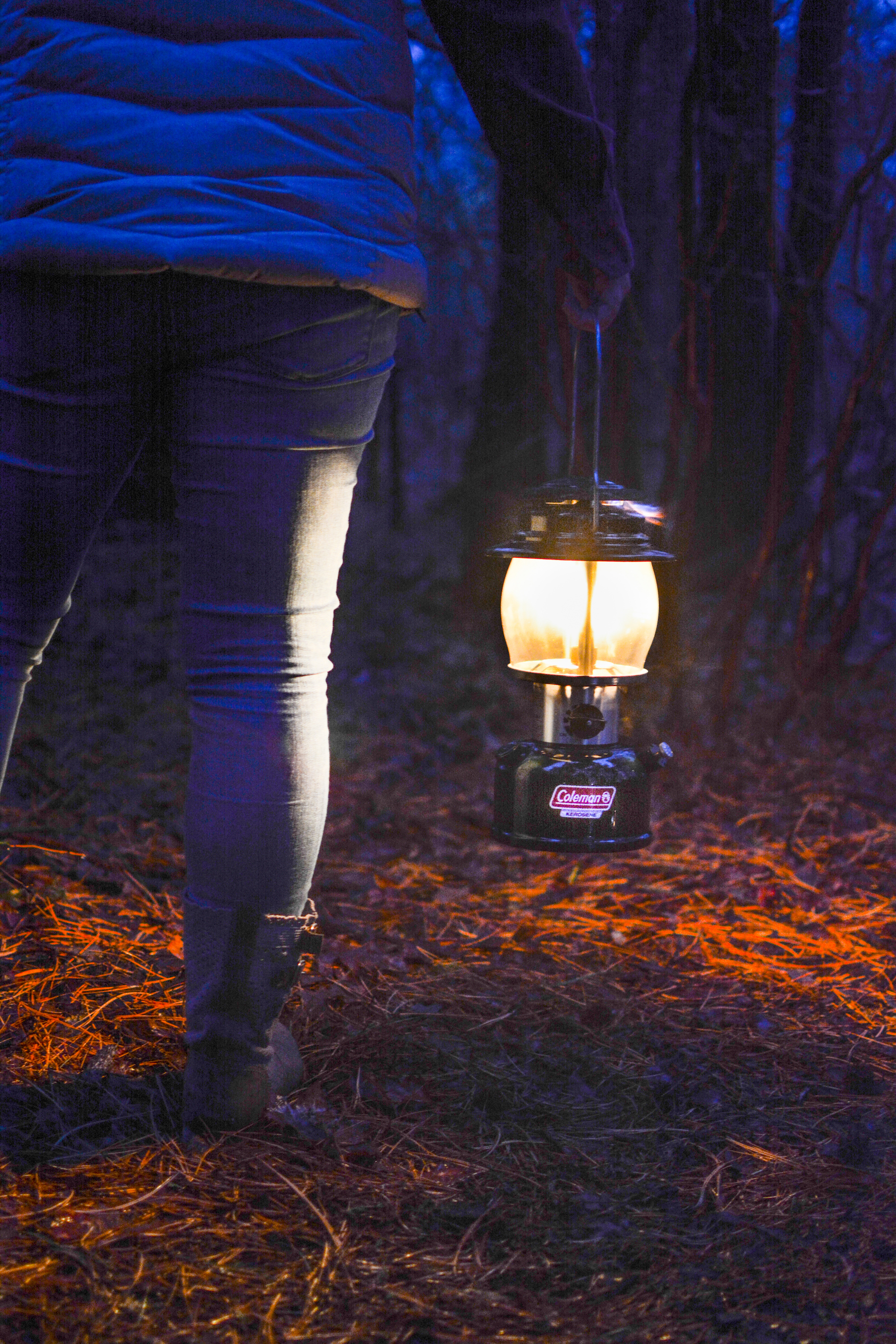Why You Need A Classic Coleman Lantern At The Campground