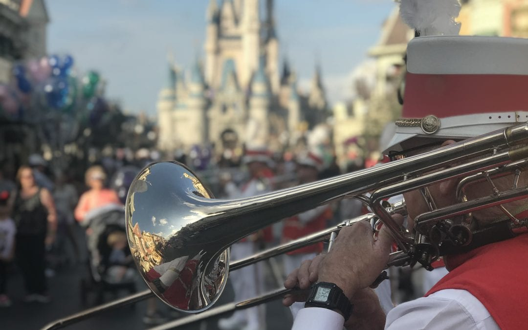 RVFTA #176 Greetings from Walt Disney World 2018
