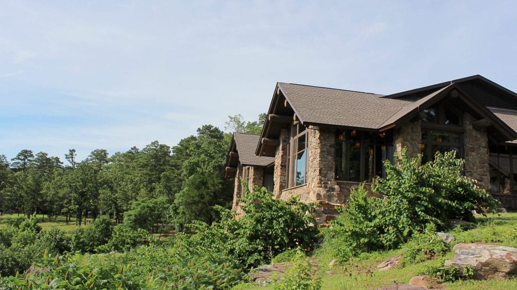 Mather Lodge at Petit Jean State park