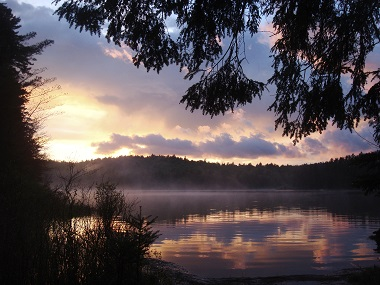 Campground Review #116 Brown Tract Pond in the Adirondack Region of New York State